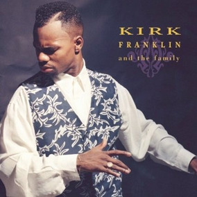 Kirk Franlin - And The Family - Cd Importado