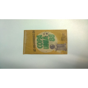 Envelope Copa União De 1988