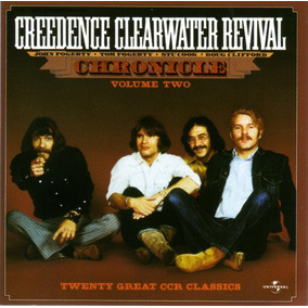 Creedence Clearwater Revival - Chronicle Vol.2 / Cd Original