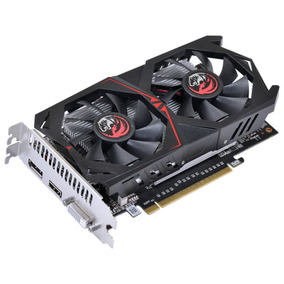 Placa De Vídeo Geforce Gtx 650ti 2gb Gddr5 Dual Fan