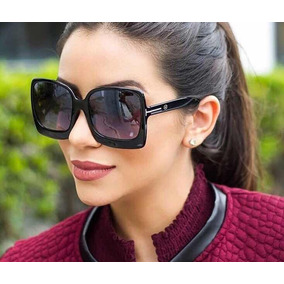 3207d95ab1842 Oculos Feminino Original Grande De Sol - Óculos no Mercado Livre Brasil