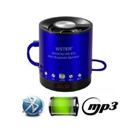 Mini Caixa Som Bluetooth Lg Samsung Sony Xperia Nokia Nexus