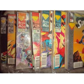 Superboy 0 A 28 + Superboy Revista Aco 1 A 22 Frete Gratis