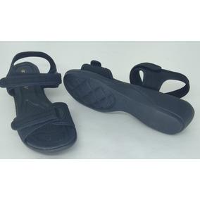 b1073dae0f Sandalia Azaleia 322 811 Preta Anabela - Sapatos no Mercado Livre Brasil
