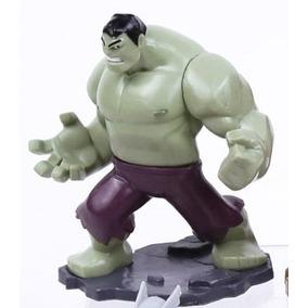 Hulk Disney Infinity Marvel Vingadores Avengers Leia!