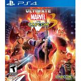 Ultimate Marvel Vs Capcom 3 Ps4 Digital Gcp