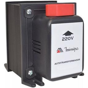 Conversor Transformador De Voltagem 127v E 220v Minipa 2000