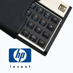 Calculadora Financeira Hp12c Gold Lacrada Original Promoção