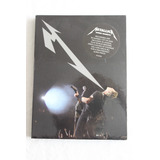 Dvd Video En Vivo Metallica Quebec Magnetic Doble Disco