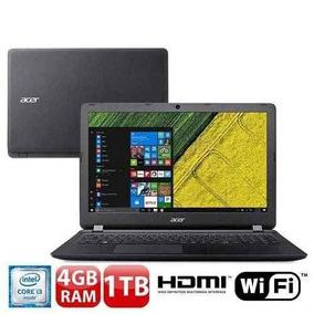 Notebook Acer Es1-572-3562 I3 4gb 1tb Win10 Melhor Preço