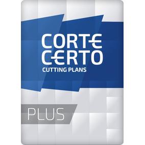 Corte Certo Plus 2014 - Plano De Corte Para Marcenaria