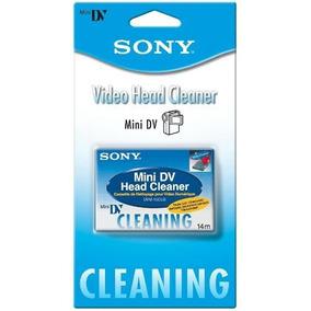 Fita De Limpeza Mini Dv Sony Dvm-12cld