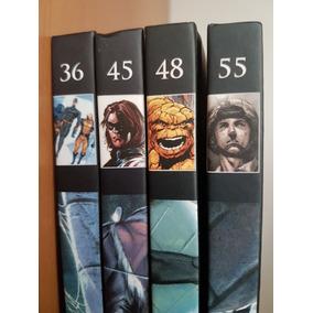 Coleção Marvel Salvat - 36 / 45 / 48 / 55