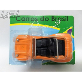 Miniatura Bugre - Carros Do Brasil Clássicos 2 - Lacrado
