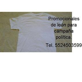 Playeras Para Publicidad