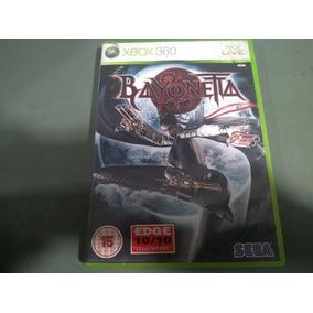 Jogo Bayonetta Para Xbox360 Seminovo Pronta Entrega