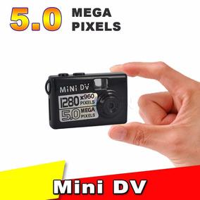 Micro Camera Dv Filmadora 720p Espiã Novo Lacrado