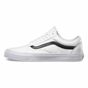 Tenis Vans Preto Com Uma Lista Branca Old Skool - Vans no Mercado ... 9d1dae870ff4f