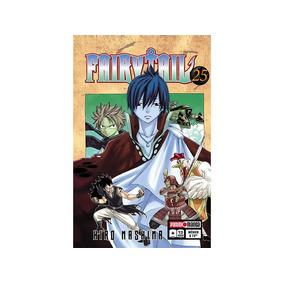 Todobloques Panini Manga Fairy Tail N.25