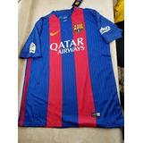 114528d4eb Camisa Barcelona 16 17 Original - Camisa Barcelona Masculina no ...