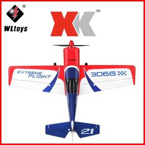 Avión Rc Brushless 5ch Completo Xk A430 Edge Con Giroscopio