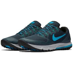 Tenis Nike Zoom Wildhorse 3 Azul Correr Trail Running