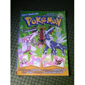 Pokemon Album De Figurinhas On Line Ano 2010 Leia O Anuncio