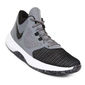 9a61c16b1f6ec Nike Negros Paloma Dorada Basquetbol - Tenis Hombres Gris oscuro en ...