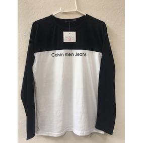21c7fd0d0c31f Camisetas Masculinas Calvin Klein Long Line - Calçados, Roupas e ...