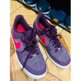 ad8ea230ace Tenis Nike Air Force Rojos - Tenis Nike de Hombre en Mercado Libre ...
