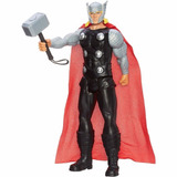 Thor Figura De Acción - Marvel Titan Hero Series