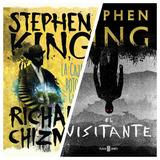 La Caja De Botones De Gwendy + El Visitante Stephen King