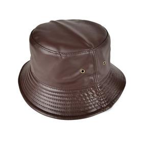 6326b30164c51 Chapeu Bucket Adidas Couro - Acessórios da Moda no Mercado Livre Brasil