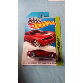 Hot Wheels Chevy Camaro Special Edition - 2013