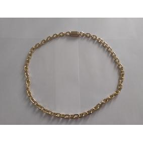 Corrente Ouro Maciça Cartier 18k - 110gr
