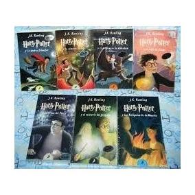Colección Harry Potter. Bolsillo. 7 Tomos