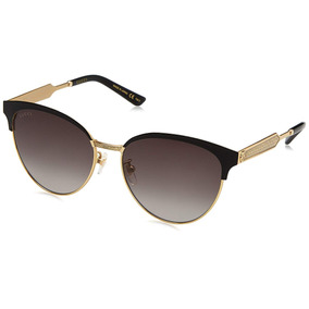 Óculos Gucci Women s Clubmaster Gucci Gg0 - 271164 40caa3eca3