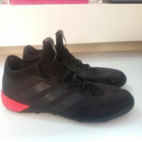a0ab255b865ea Chuteira Botinha Adidas Original - Chuteiras para Adultos no Mercado ...
