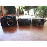 Cameras Antigas Lote 3