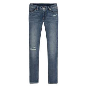Levi´s 711 Skinny Pantalon Mezclilla Niñas 8