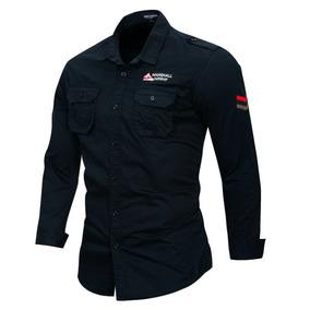 Camisa Militar - Camisas de Hombre en Mercado Libre Colombia d2e4efcca22