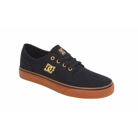 Tenis Casual Dc Color Negro