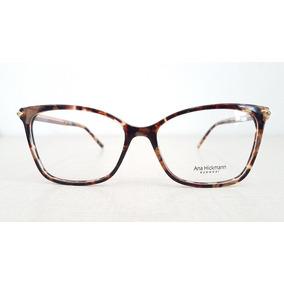 1f4c9a25c20b3 Armacao Oculos Feminino Ana Hickmann Rosa De Grau Sao Paulo - Óculos ...