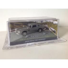 Miniaturas Ixo 1/43 Coleção 007-aston Martin Db5 Goldfinger