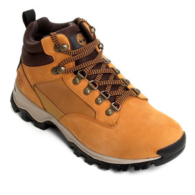 Bota Timberland Keele Ridge Wp Leather Mi Wheat Masculina 1d4bf665489ae