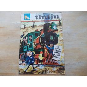 Revista Tintin Nº 15 - Um Super Tintin Vem Aí! - 1968