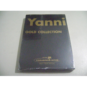 Dvd Musical Yanni Gold Collection ! Original !