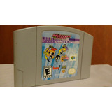 The Powerpuff Girls Chemical X-traction N64 Od.st