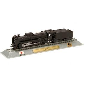 Locomotivas Do Mundo Edição 08 Jnr Classe D51