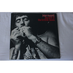Lp - John Mayall - The Last Of The British Blues